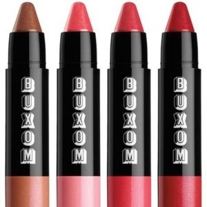 Buxom Shimmer Shock Lipstick Volatile New in Box!